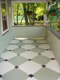 Best 20+ Porch Flooring ideas on Pinterest | Colored ...