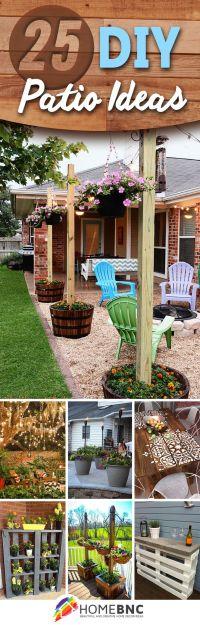 25+ best ideas about Budget patio on Pinterest ...