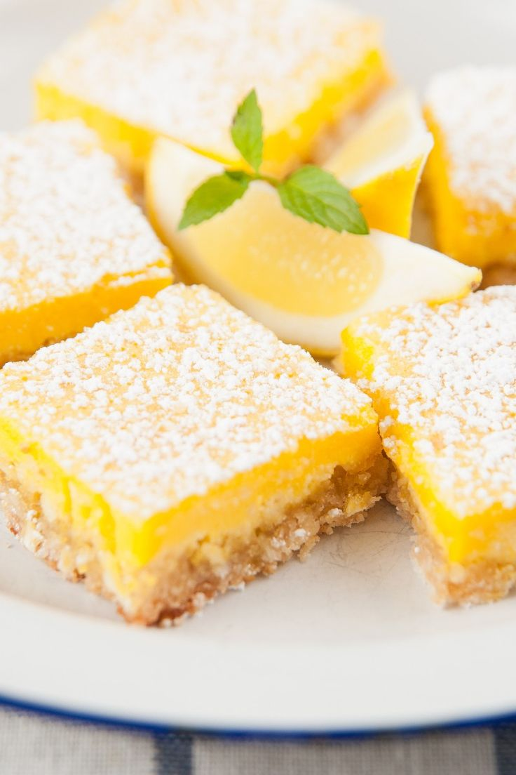 Ina Garten Bars Lemon Bars Recipe Ina Garten Food Network Recipes From Pins