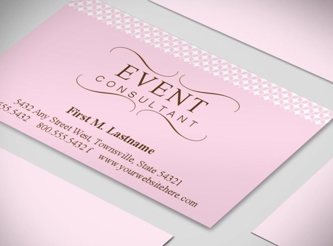 33 best Business cards images on Pinterest Business cards, Mary - event card template