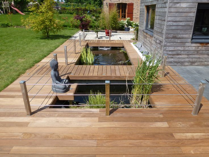 Amenagement Terrasse Bois Pinterest 1000+ Ideas About Terrasse En Bois On Pinterest | Decks