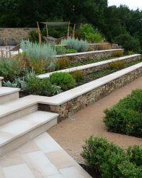 Great hillside landscaping | Hillside ideas | Pinterest ...