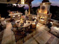 tuscan decorating ideas | Backyard designs  tuscan ...