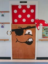 25+ best ideas about Pirate Door on Pinterest   Pirate ...