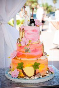 25+ best ideas about Hawaiian Wedding Cakes on Pinterest ...