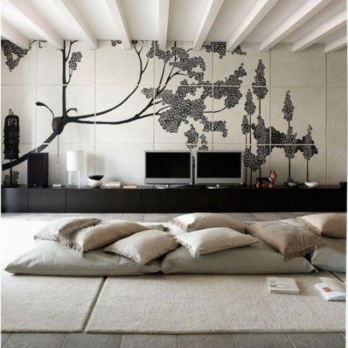 Floor Cushions Furniture Less Pinterest Floor