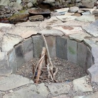 In ground fire pit ! :)   Fire Pits   Pinterest   Fire ...