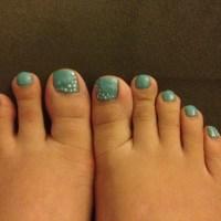Toe nail art polka dots | Toe nails too ;) | Pinterest ...