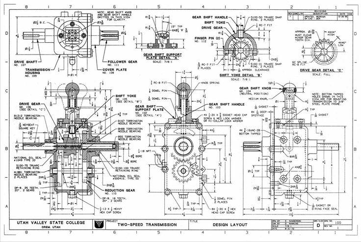 stator ledningsdiagram
