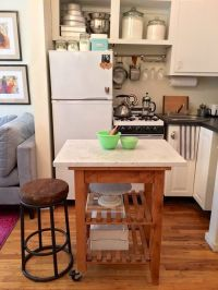 1000+ ideas about Small Apartment Kitchen on Pinterest