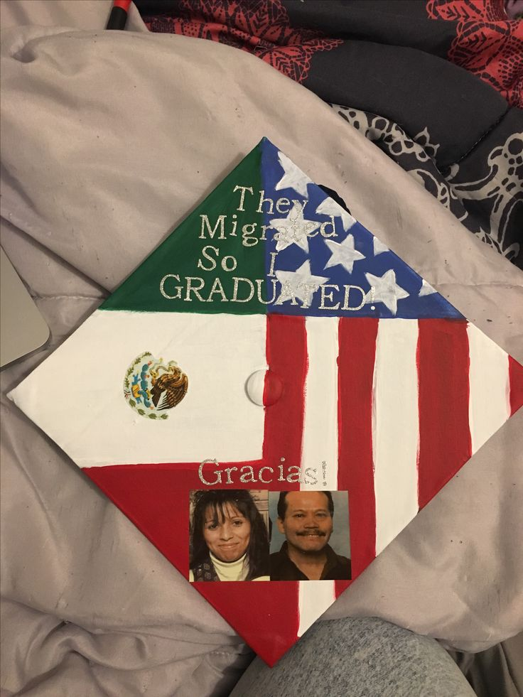Bts Decoration They Migrated So I Graduated! Latino Mexican American