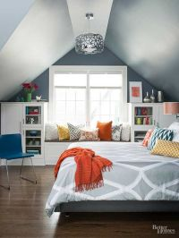 25+ best ideas about Attic Master Bedroom on Pinterest ...