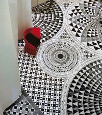 Italian Floor Mosaic | S O L ** | Pinterest