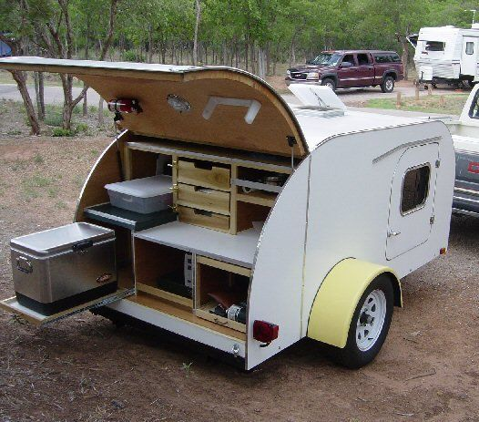 558 best images about teardrop campers on pinterest