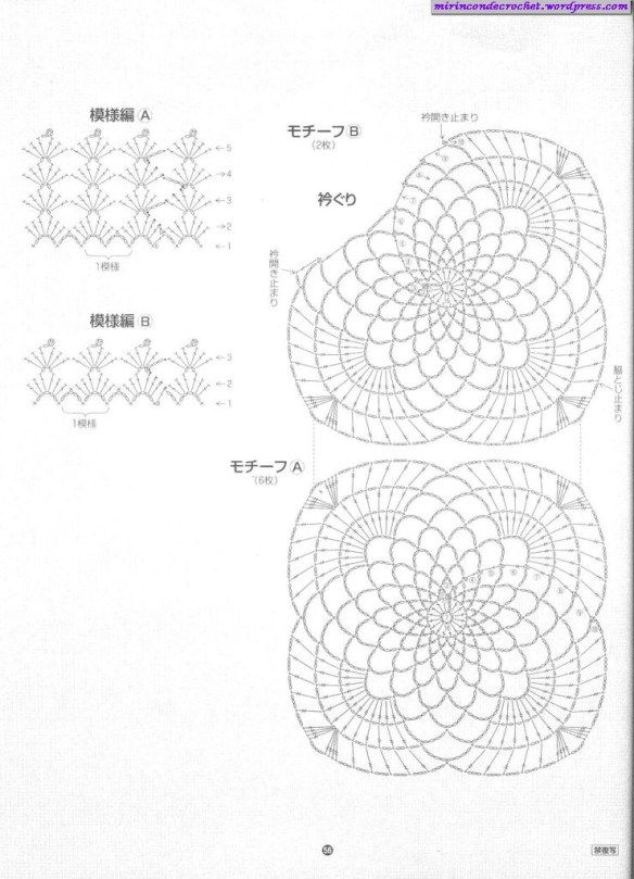 crochet diagram crochet mi crochet stitches my passion crochet