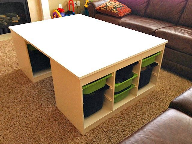 Materials Trofast Storage Units 2 We Decided To Create