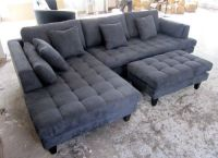 17 Best ideas about Gray Sectional Sofas on Pinterest ...