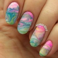 25+ best ideas about Long Oval Nails on Pinterest | Oval ...