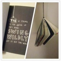 Wreck This Journal: Tie A String To The Spine Of This Book ...
