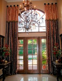 Best 20+ Tall window curtains ideas on Pinterest | Tall ...