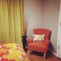 1000+ ideas about Burnt Orange Bedroom on Pinterest ...