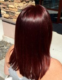 The 25+ best Dark mahogany hair ideas on Pinterest