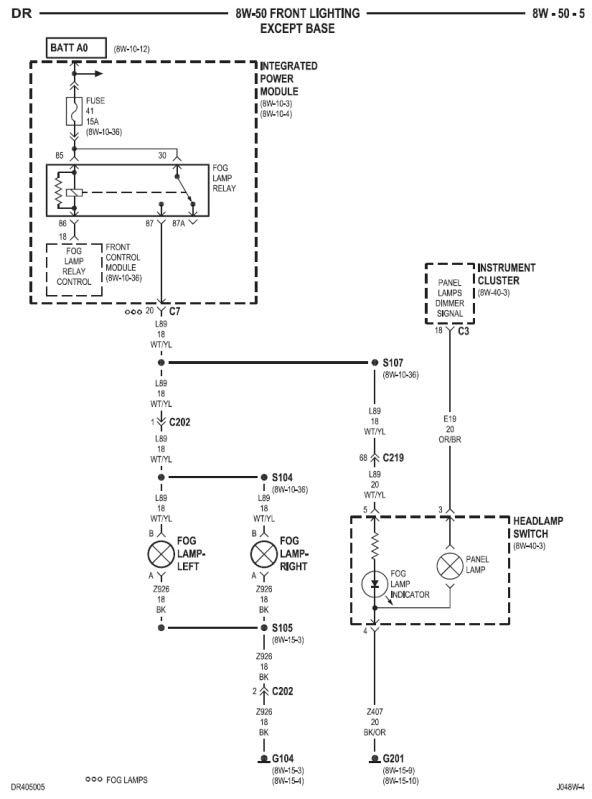 1st Gen Dodge Wiring Diagram