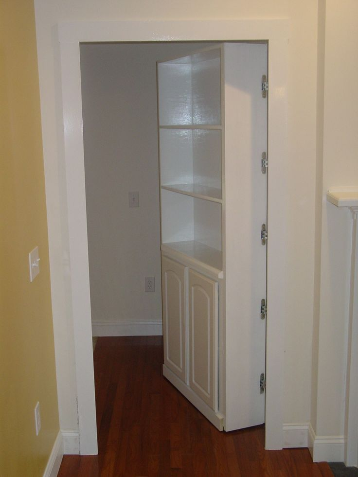 Hidden Doors Looks Like A Normal Bookcase But It39s Also