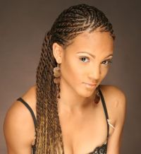 25+ best ideas about African braids styles on Pinterest ...