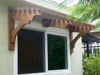 Window pergola for shade | Window & Door Pergolas ...