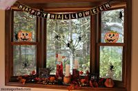 39 best images about Fall Window Decorations on Pinterest ...