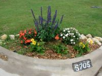 front yard corner landscaping ideas | HGTV HGTVRemodels ...