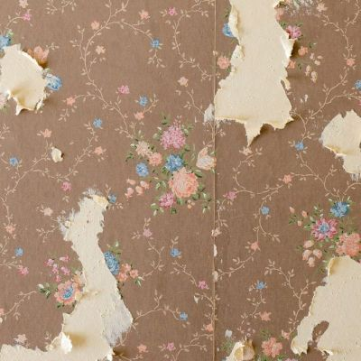 25+ best ideas about Painting Over Wallpaper on Pinterest | Painting wallpaper, Textured painted ...