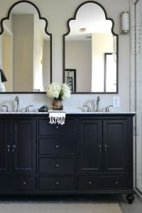 Transitional - Bathroom - Benjamin Moore Pale Oak - Home Decor