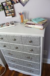 25+ best ideas about Glitter Dresser on Pinterest ...