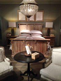Restoration Hardware Bedroom | Home | Pinterest | Colors ...