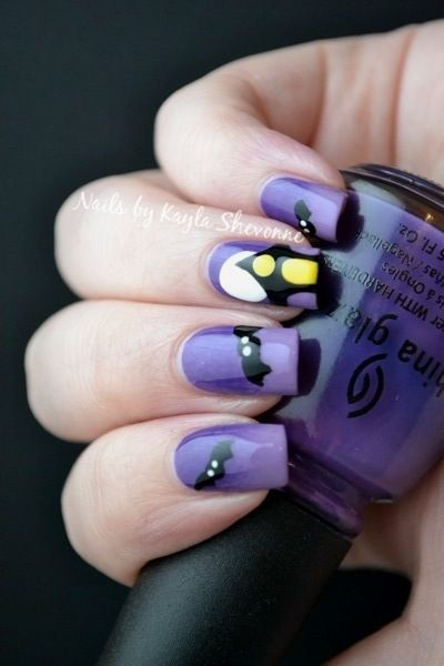 35 Best Images About Halloween Nails On Pinterest