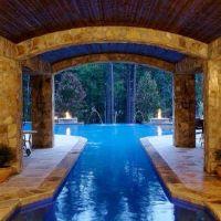 25+ best ideas about Indoor outdoor pools on Pinterest ...