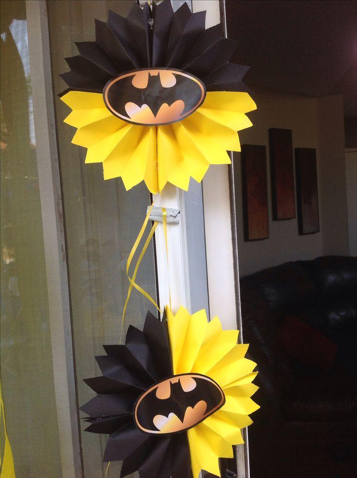 151 Best Images About Batman Birthday On Pinterest