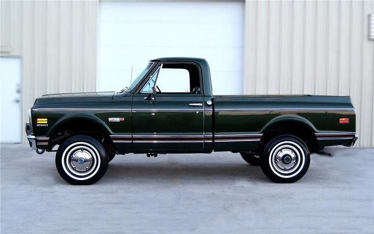 1957 Cars Restored Or Wallpapers 1972 Chevrolet K10 4x4 Pickup Barrett Jackson Auction