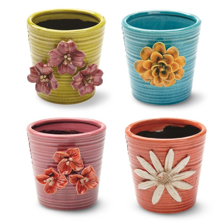 Blumentopf Keramik 25+ Best Ideas About Ceramic Flower Pots On Pinterest