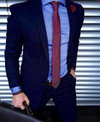 25+ best ideas about Blue Suit Men on Pinterest   Blue ...