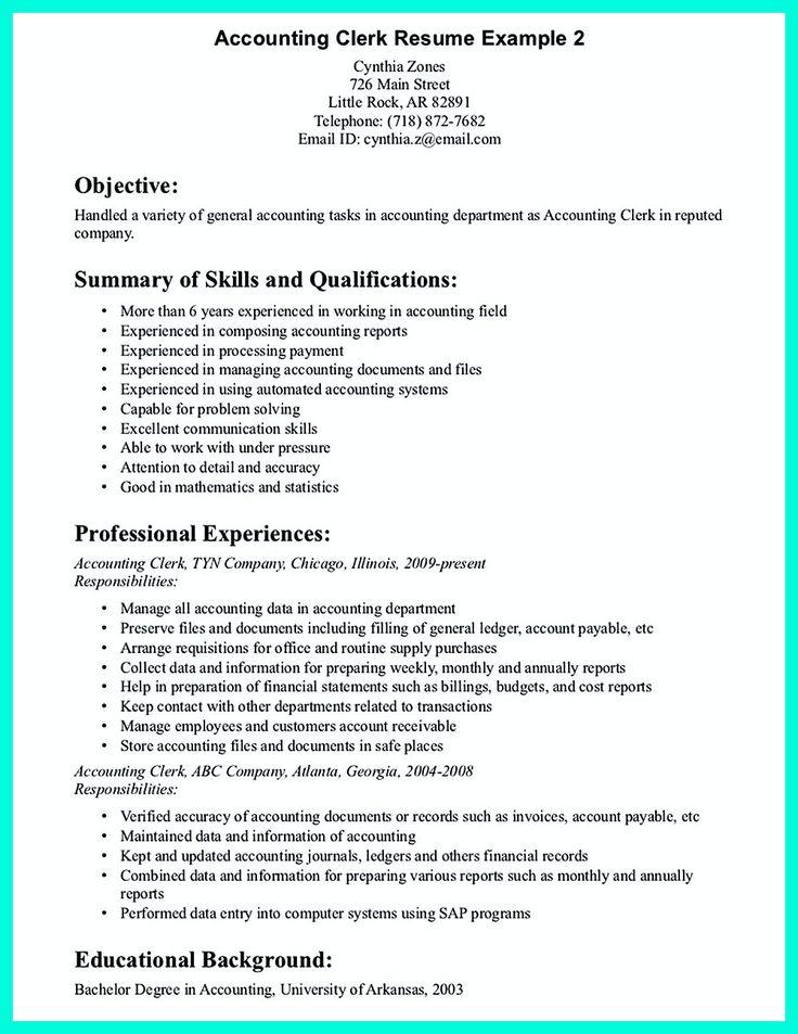 Sample Resume Medical Clerk Medical Coder Free Sample Resumes Ezrezume  Billing Clerk Resume Sample Resume Samples  Accounting Clerk Resume Sample
