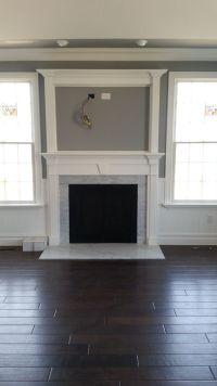 Best 25+ Gas fireplace mantel ideas on Pinterest | White ...