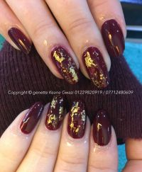 1000+ ideas about Burgundy Acrylic Nails on Pinterest ...
