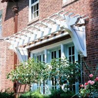 How To Build An Arbor Over A Patio - WoodWorking Projects ...