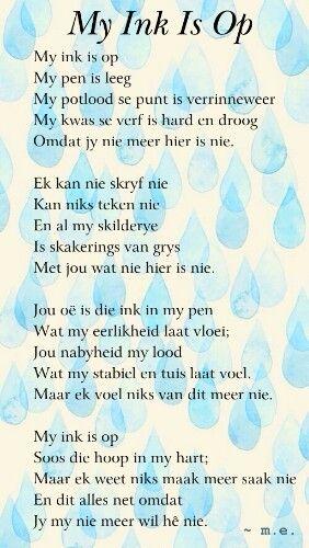 benedicta afrikaans short story