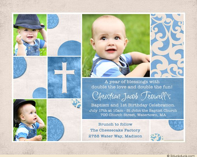 17 Best Images About Bubba39s Christening Ideas On