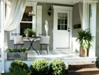 Best 20+ Small front porches ideas on Pinterest | Small ...