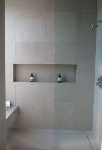 30 Awesome Recessed Shelves Bathroom Wall | eyagci.com